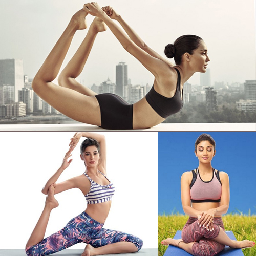 Get glowing and healthy skin naturally with these yoga poses