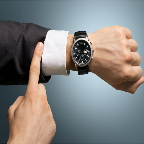 punctuality value and punctual person The life of george washington was characterized by a scrupulous regard for punctuality  people know they can rely on such a man – if he says he will be there, he'll be there  you.
