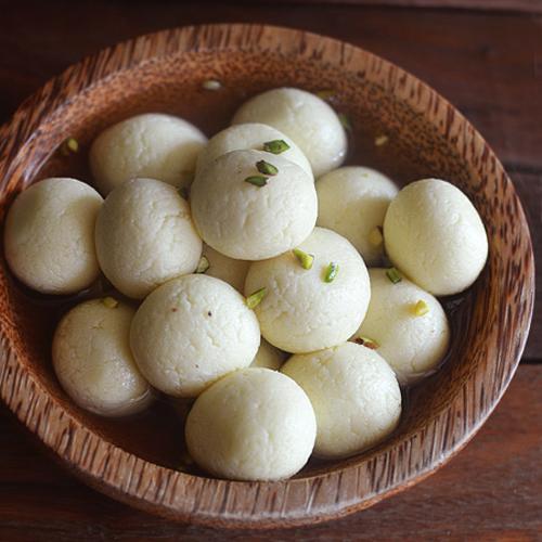 Make Bengali Rasagulla at your home