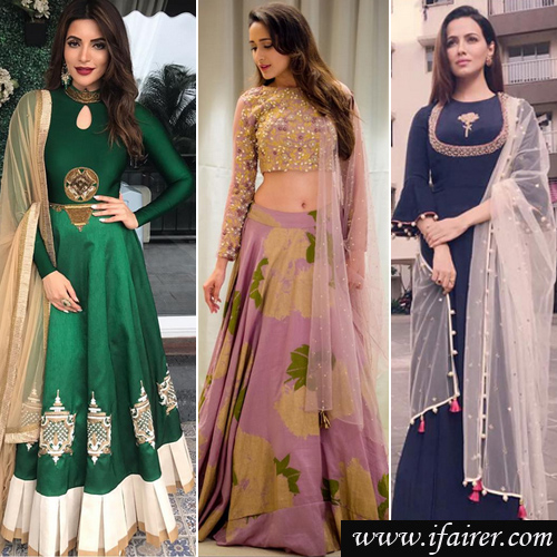 Best in fashion: Bollywood divas who rock the traditional wear, best in fashion: bollywood divas who rock the traditional wear,  b-town actresses in bright traditional outfits,  bollywood style outfits,  bollywood actresses who rock the traditional wear,  best in fashion from bollywood celebrity this week,  fashion trends 2017,  ifairer