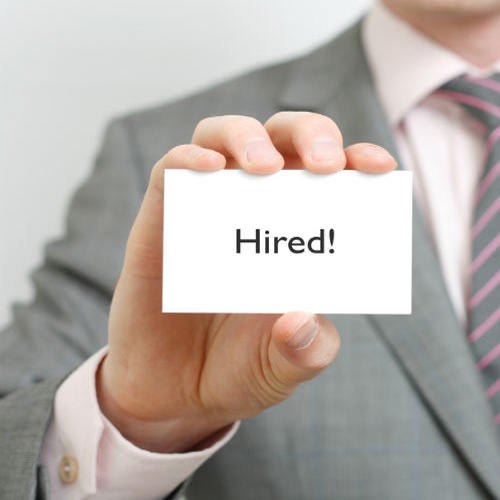 Follow these Tips for getting job