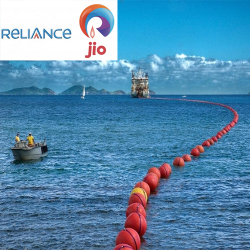 Jio launches world's longest 100Gbps submarine cable system, jio launches world longest 100gbps submarine cable system,  jio launches world longest 100gbps submarine cable system measuring 25, 000 kms,  new invention,  technology,  ifairer