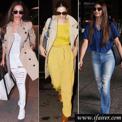 Celebrity airport style: Best outfits to wear when traveling, celebrity airport style best outfits to wear when traveling,  celebrity travel style,  celebrity airport style,  airport style was to die for,  best airport outfits to look chic when you travel,  what to wear when traveling,  airport look,  fashion trends 2017,  ifairer