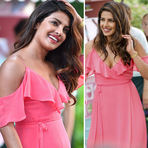 Priyanka Chopra starts her 3rd Hollywood project, See pics from sets