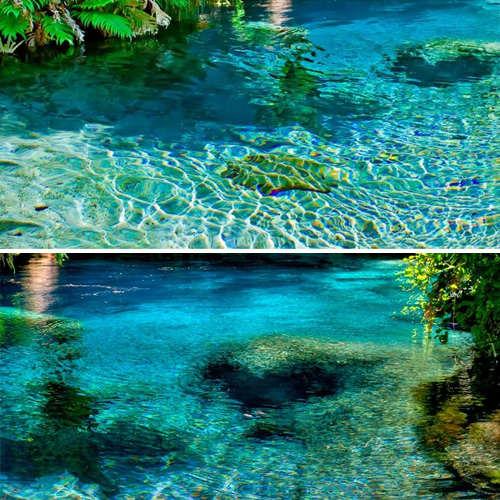 Clearest water lakes in the world, water look-like mirror, clearest water lakes in the world,  water look-like mirror,  the clearest waters in the world revealed,  the clearest ocean waters on earth,  destinations,  travel,  ifairer