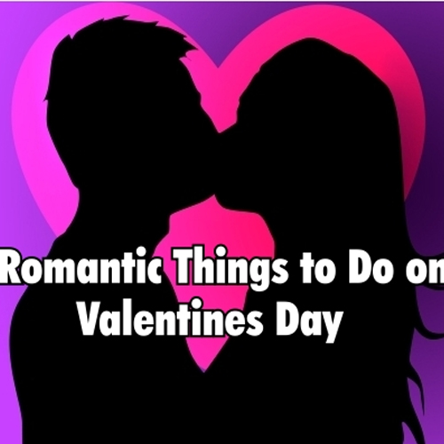 15 romantic things to do on valentine 39 s day slide 1