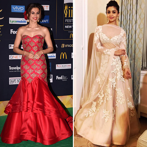 IIFA 2017: Bollywood diva who dazzled on the green carpet, iifa rocks 2017: bollywood diva who dazzled on the green carpet,  katrina kaif,  iulia vantur,  disha patani,  huma qureshi,  taapsee pannu,  bollywood actress on green carpet iifa rocks 2017,  iifa 2017,  