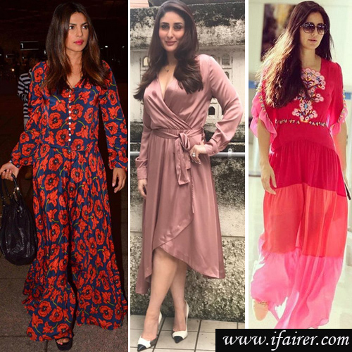 7 Bollywood inspired dresses every woman should own, 7 bollywood inspired dresses every woman should own,  #ootd,  latest fashion trends,  bollywood inspired dress,  fashion trends 2019,  ifairer