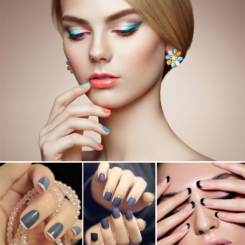 15 Trendy nail art designs to try this season, 15 trendy nail art designs to try this season,  nail art designs,  nail art ideas,  best nail makeup ideas,  make up tips,  ifairer