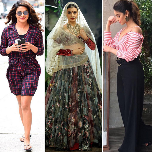 Awe-inspiring style diary of Bollywood divas