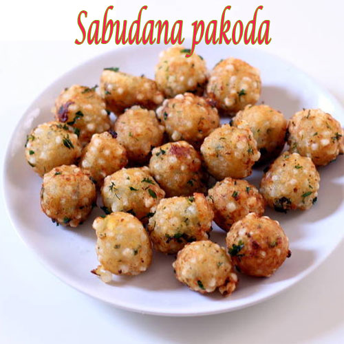 Sabudana pakoda recipe, sabudana pakoda recipe,  how to make sabudana pakoda at home,  recipe for sabudana pakoda,  recipe,  tea time recipes,  ifairer
