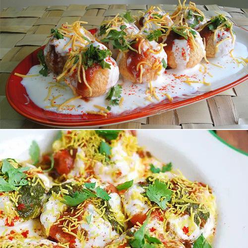 Recipe: How to make dahi puri at home