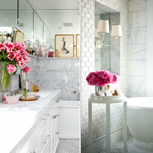 Ways to make your bathroom look more expensive in low budget