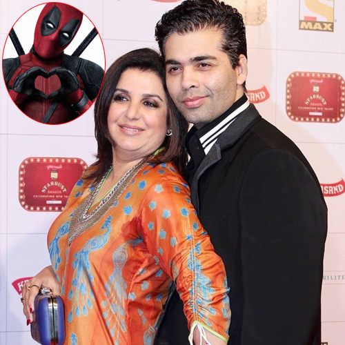 Surprising! Deadpool actor want to work with Karan Johar and Farah Khan, surprising! deadpool actor want to work with karan johar & farah khan,  deadpool actor karan soni: would like to work with karan johar,  hollywood news,  hollywood gossip,  ifairer