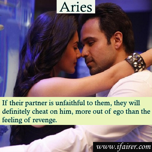 Cheating habits of each Zodiac Signs, to know