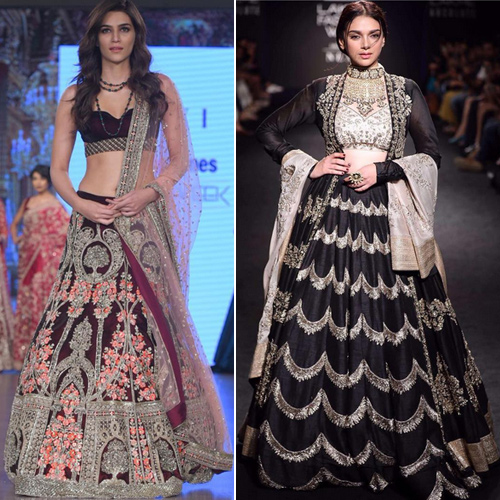 8 Lehenga trends for this festive season, lehenga trends for this festive season,  bollywood-inspired lehanga trends,  latest lehenga trends,  wedding lehenga trend,  fashion trends 2019,  latest fashion trend,  ifairer