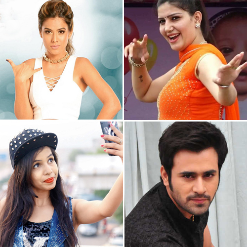 Bigg Boss 11 full contestant list out, bigg boss 11 full contestant list out,  bigg boss 11 full contestant list,  dhinchak pooja,  shilpa shinde,  priyank sharma,  