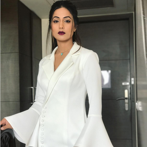 Things you did not know about Dada Saheb Phalke Award winner Hina Khan