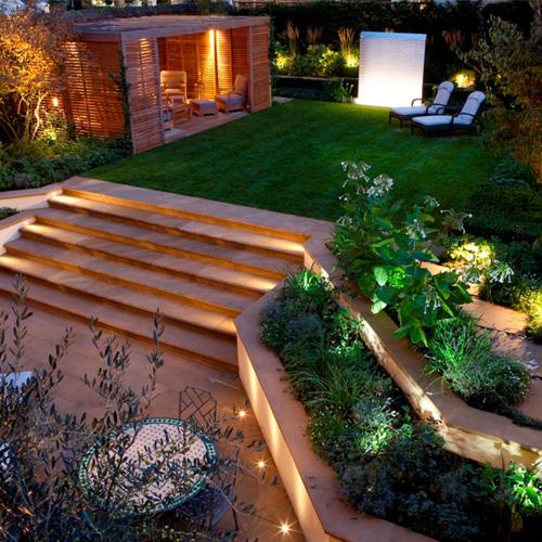 Designing your garden this festive season slide 1 - Jardin contemporain et accueillant pour le printemps enidees ...