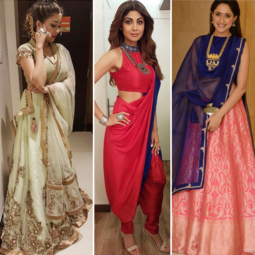 5 Stylish attire to look gorgeous on this Karva Chauth , karva chauth special,  stylish dresses for karva chauth,  karwa chauth sarees,  traditional wear,  how to look gorgeous on your karva chauth,  how to look attractive on karva chauth,  outfits for karva chauth,  fahion tips for karva chauth,  latest fashion trenda for karva chauth,  ifairer