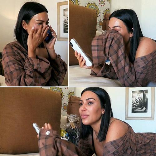 Why Kim Kardashian cry and not sleep at night, why kim kardashian cry & not sleep at night,  kim kardashian gets upset at unflattering bikini photos during mexico trip,  kim kardashian,  hollywood news,  hollywood gossip,  ifairer