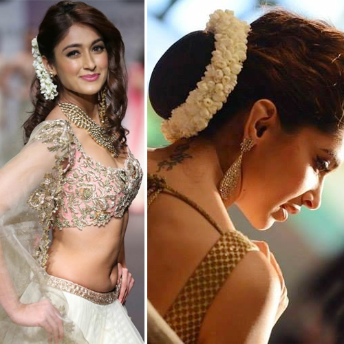 gorgeous gajra hairstyles to dazzle at your besties wedding