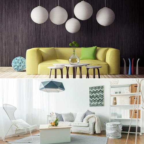 7 Creatively Clever Decor Ideas for Windowless Rooms, creatively clever decor ideas for windowless rooms,  how to design lighting in a room without windows,  ways to work with a windowless room,  decorating windowless room,  room without windows,  decor,  home decor,  ifairer