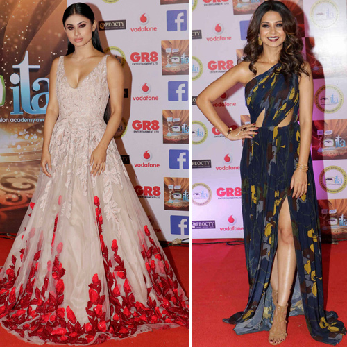 ITA Awards 2017: Who wore what, best and worst dressed, ita awards 2017: who wore what,  best & worst dressed,  ita awards 2017,  celebs at 17th indian television academy awards,  red carpet,  tv award show 2017,  tv gossips,  tv serial celebs news,  ifairer