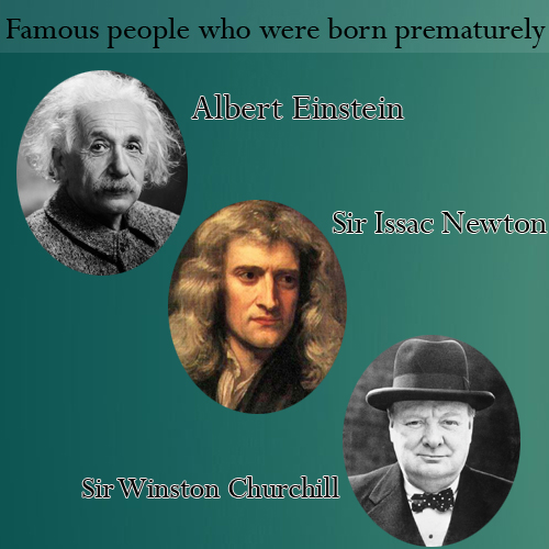 World Prematurity Day: Famous people who were born prematurely, world prematurity day,  famous people who were born prematurely,  albert einstein,  sir issac newton,  general articles,  ifairer