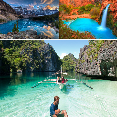 World's unspoiled and tourist-free places to visit, worlds unspoiled & tourist-free places to visit,  from a hidden lagoon in the philippines to a tuscan castle,  the most unspoiled and tourist-free places in the world to visit,  destinations,  travel,  places,  ifairer