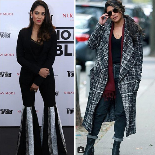 Winter 2017: Must have fashion for winter