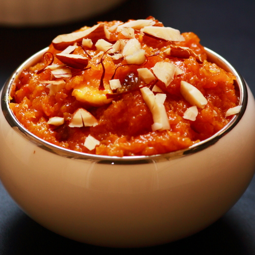 how to make gajar ka halwa at home