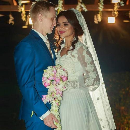 Fairt tale wedding of Aashka Goradia and Brent Goble, see pics , fairt tale wedding of aashka goradia and brent goble,  see pics,  aashka goradia and brent goble tied the knot,  aashka goradia,  tv gossips,  ifairer
