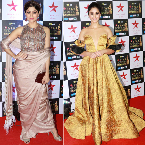 Star Screen Awards 2017: Bollywood actress stole the night, star screen awards 2017: bollywood actress stole the night,  star screen awards 2017,  red carpet 2017,  award show 2017,  bollywood news,  bollywood gossip,  ifairer