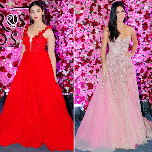 Lux Golden Rose Awards 2017: Who wore what, lux golden rose awards 2017: who wore what,  lux golden rose awards 2017,  bollywood celebs who ruled the red carpet at the lux golden rose awards,  red carpet,  fashion trends 2017,  ifairer