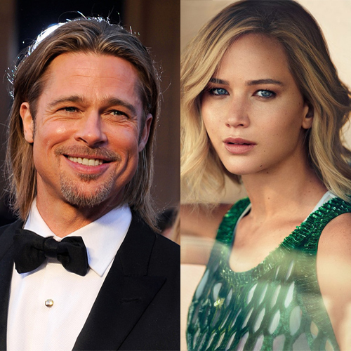 Brad Pitt and Jennifer Lawrence dating!, brad pitt & jennifer lawrence dating,  angelina jolie,  jennifer lawrence,  brad pitt,  brangelina,  brangelina split,  hollywood news,  hollywood gossip,  ifairer