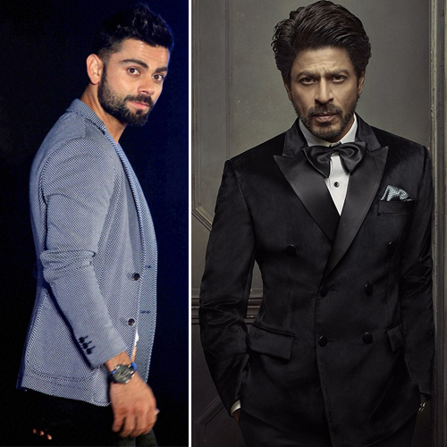 India's 10 most valuable celebrity brands in 2017: Virat beats SRK, india 10 most valuable celebrity brands in 2017: virat beats srk,  india top most valuable celebrity brands in 2017,  shah rukh khan,  virat kohli,  bollywood news,  bollywood gossip,  ifairer