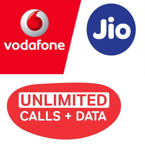 Jio impact:Vodafone offers unlimited calls, 1GB data per day for Rs 198 , jio impact:vodafone offers unlimited calls,  1gb data per day for rs 198,  jio impact,  vodafone new offer,  data pack,  ifairer