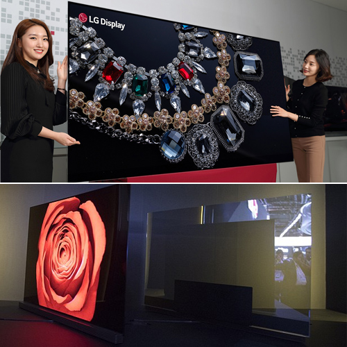 LG shows off the world's first 88-inch 8K OLED TV this year, lg shows off the world first 88-inch 8k oled tv this year,  lg reveals record breaking 88inch 8k oled tv,  lg oled tv,  automobiles,  technology,  ifairer