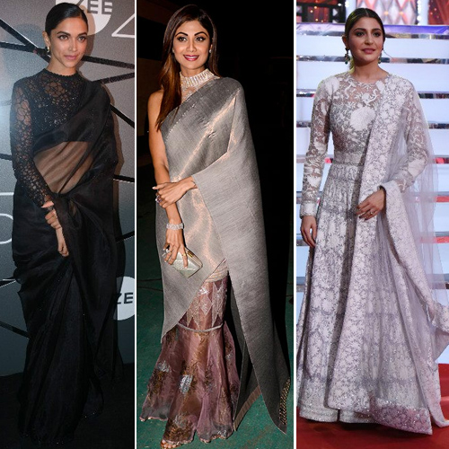 Shilpa to Anushka: Who wore what at Umang 2018, shilpa to anushka: who wore what at umang 2018,  umang 2018,  best dressed,  worst dressed,  fashuin trends,  latest trends,  #ootd,  ifairer