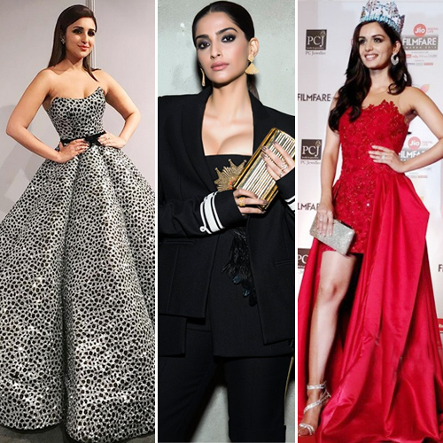 Filmfare Awards 2018: Best and worst dressed celebs, filmfare awards 2018,  best and worst dressed celebs,  who wore what,  63rd filmfare awards 2018,  red carpet,  alia bhatt,  vidya balan,  sunny leone,  fashion tips,  ifairer