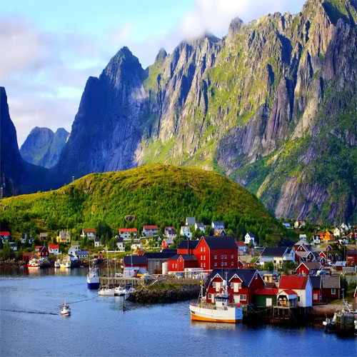 The safest countries in the world, visit once, the safest countries in the world,  visit once,  world safest countries,  destinations,  places,  travel,  ifairer