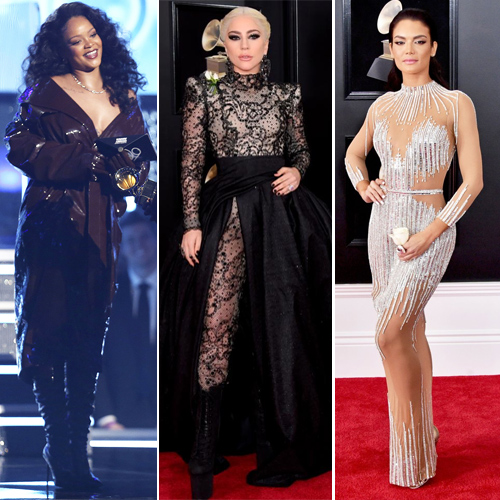 Grammys 2018 red carpet looks: Best and worst-dressed celebs, grammys 2018 red carpet, : best & worst-dressed celebs,  60th annual grammy awards 2018,  grammys 2018 fashion trend,  celebs in nearly naked dresses,  hollywood news,  hollywood gossip,  ifairer