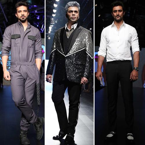 Bollywood actor gives new fashion goals at LFW 2018, bollywood actor gives new fashion goals,  lakme fashion week 2018,  bollywood actor,  ramp walk,  fashion trends 2018,  ifairer