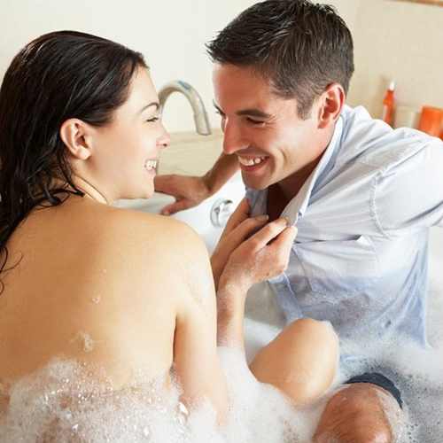 Make your romantic bath memorable, make your romantic bath memorable,  tips to prepare romantic bathroom