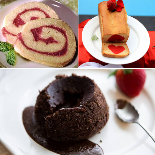 Valentine special recipes to impress your love , valentine day,  valentine special recipes to impress your love,  what in your valentine menu,  jam rolls recipe,  love cake,  recipes,  desserts,  cake recipe,  valentine week,  valentine week 2019,  ifairer