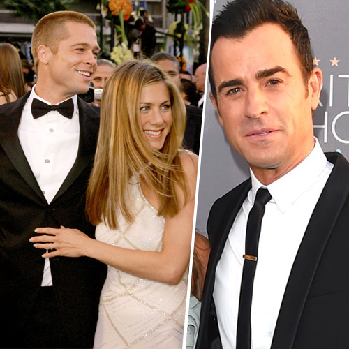 Is Jennifer reunite with her first spouse, split with Justin Theroux , is jennifer aniston reunite with her first spouse brad pitt,  split with justin theroux,  jennifer aniston,  brad pitt,  justin theroux,  