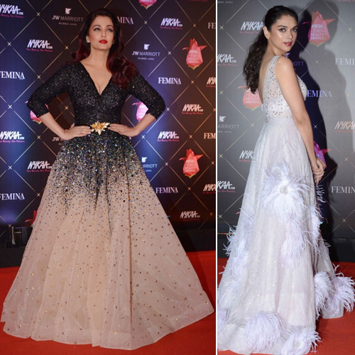 Nykaa Femina Beauty Awards 2018: Bollywood divas fashion game
