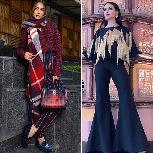 7 Styling tips: How to carry palazzos with different styles of tops , styling tips,  carry palazzos with different styles of top,  how to carry palazzos,  wear palazzos in different style,  be stylish with palazzos,  how to wear palazzo,  ifairer
