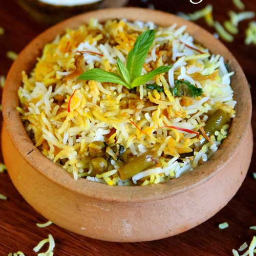 Vegetable biryani recipe, vegetable biryani recipe,  recipe,  how to make vegetable biryani,  main course,  ifairer